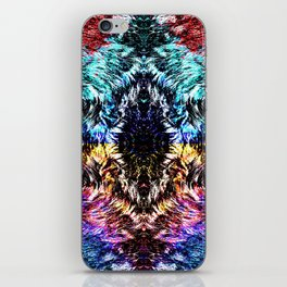 Into The Void iPhone Skin