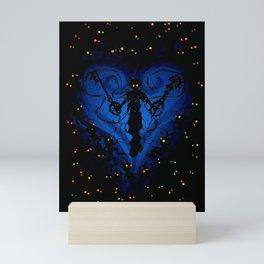 DARK SORA - KINGDOM HEARTS Mini Art Print