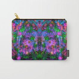 Ultraviolet Totem I Carry-All Pouch