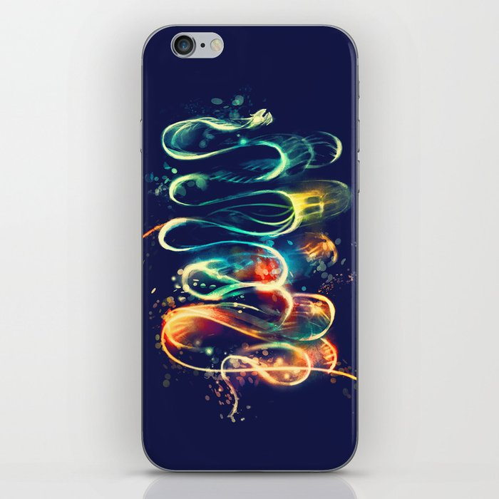 Leptocephalus iPhone Skin