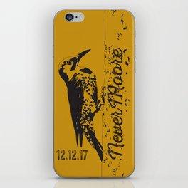 Yellowhammer NoMoore (Gold variation) iPhone Skin