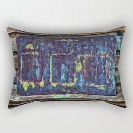 Unintentional Art Rectangular Pillow