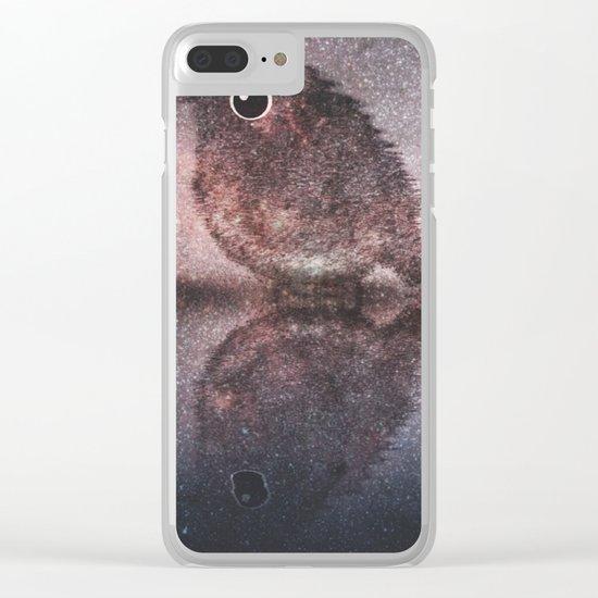 bird-190 Clear iPhone Case
