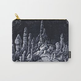 Stalagmites Carry-All Pouch
