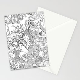 Flower Dreams Stationery Cards