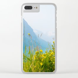 At Lake Louise Clear iPhone Case