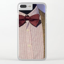 Doctor #11 Clear iPhone Case