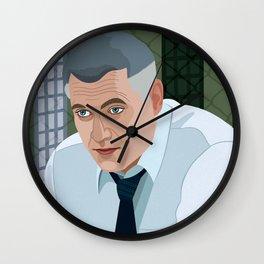 Bill Tench Wall Clock