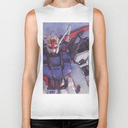Strike Gundam Biker Tank