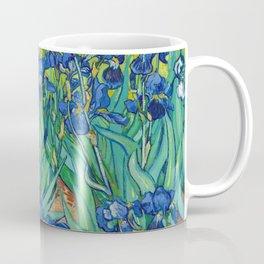 Irises by Vincent van Gogh (May 1889) Coffee Mug