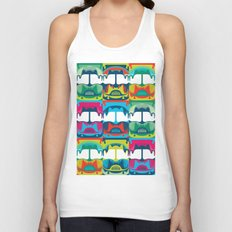 Chicken Bus - 1 Unisex Tank Top