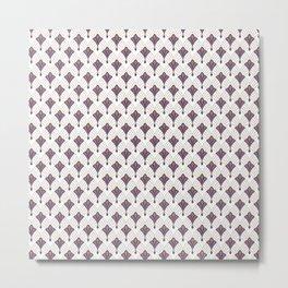 Artful pattern Metal Print