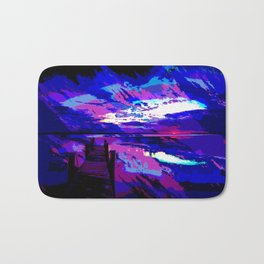 who was dragged down by the stone? Bath Mat