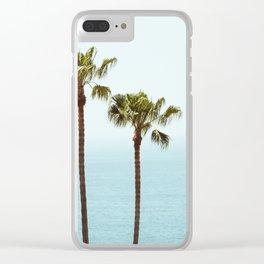 Morning in Laguna Beach Clear iPhone Case