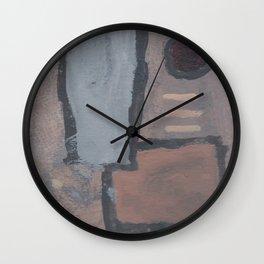2017 Composition No. 5 Wall Clock