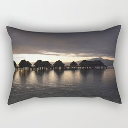 Polynesia Quiet Rectangular Pillow