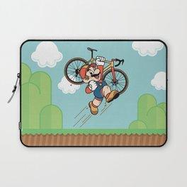 Super Cyclocross Laptop Sleeve