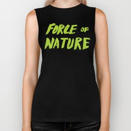 Force of Nature x Cloud Forest Biker Tank