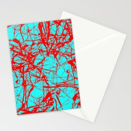 Freedom Red Stationery Cards