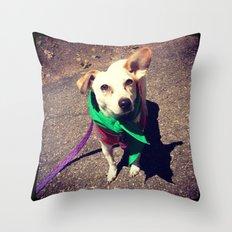 Blanca Boo To The Rescue Throw Pillow