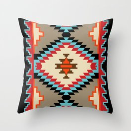 Sash Bear Throw Pillow