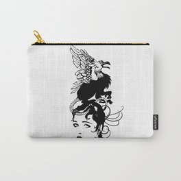 Gothic grotesque Carry-All Pouch