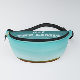 Sky is not the limit Fanny Pack