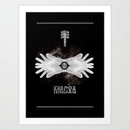 AURORA BOREALIS#03 Art Print