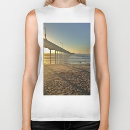 Ocean Beach Pier Biker Tank