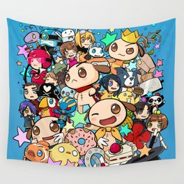 7th Anniversary Wall Tapestry