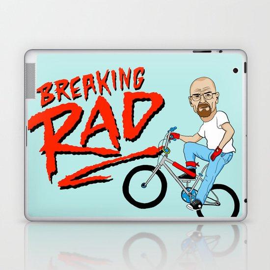 Breaking Rad Laptop & iPad Skin