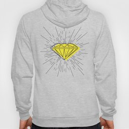 Shiny diamond Hoody