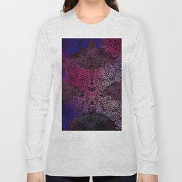 lace cascade pink Long Sleeve T-shirt