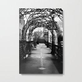 Milwaukee Riverwalk Metal Print