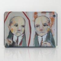 mirror iPad Cases featuring Mirror by Gigi Lee