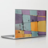 hot air balloon Laptop & iPad Skins featuring Hot Air Balloon by Monty