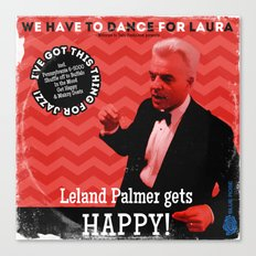 Leland Palmer Gets Happy (Vintage 12