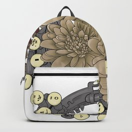 Music Typwriter Backpack