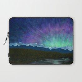 Arctic Aura - Painting Laptop Sleeve