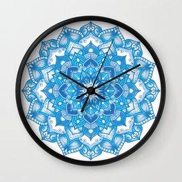 Scion Star Mandala Wall Clock