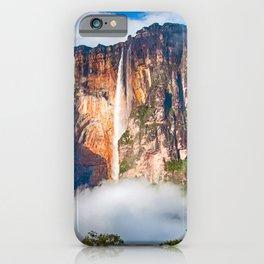 Angel Falls, Venezuela iPhone Case