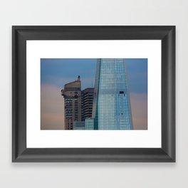 Shard 1 Framed Art Print