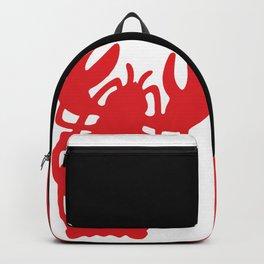 Red Lobster Backpack
