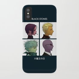 Demon Lord Days iPhone Case