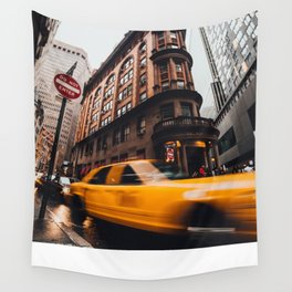 New York Second Wall Tapestry