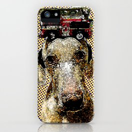 Nibbles & Bits iPhone Case