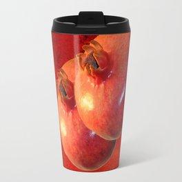 pomegranates - Travel Mug