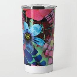 Garden Action Travel Mug