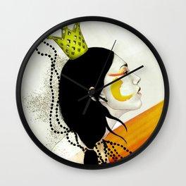 I accept my power Wall Clock