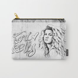 because tori Carry-All Pouch